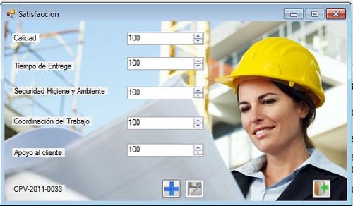 sistema de control de costo en obras petroleras