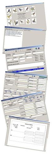 sistema de controle de criação controle até 8 plantéis