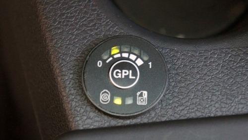 sistema de conversión a gas lp vehícular