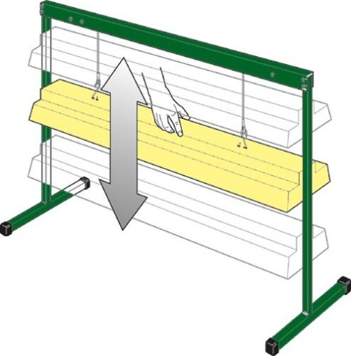sistema de cultivo indoor - modelo jump start t5