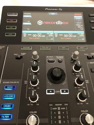 sistema de dj todo en uno pioneer xdj-rx2