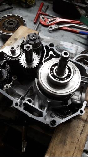 sistema de embrague automático 110cc