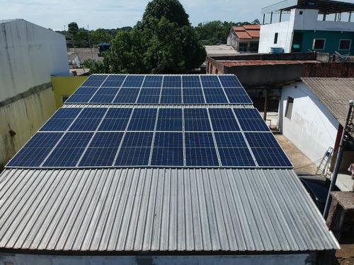 sistema de energia solar fotovoltaica - economia de até 95%