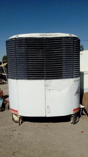 sistema de enfriamiento carrier para caja thermo precio neto