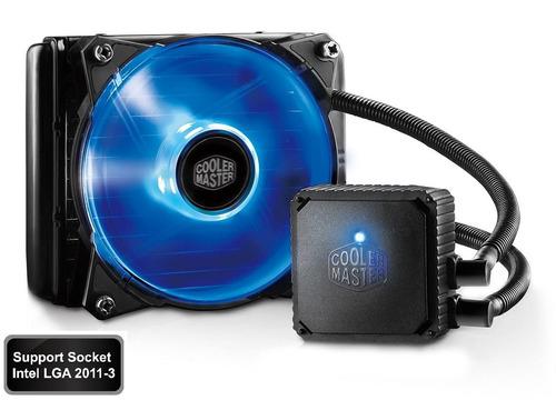 sistema de enfriamiento liquido cooler master seidon 120v