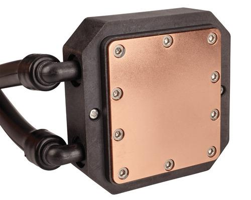 sistema de enfriamiento líquido corsair hydro series h45, pa