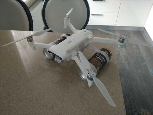 sistema de extensão de perna para drone fimi x8 se