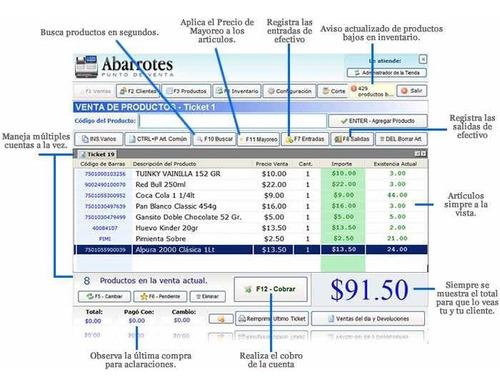 sistema de facturación