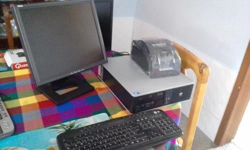 sistema de facturacion e inventario caja lector impresora
