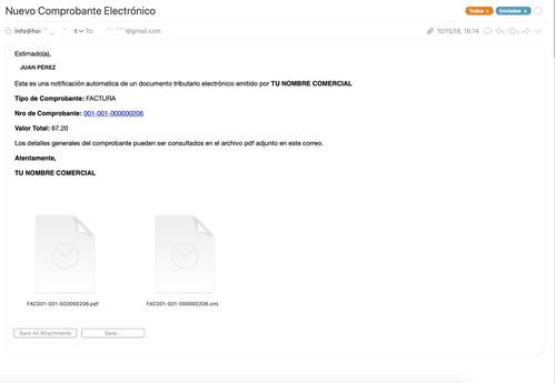 sistema de facturación electrónica completo con codigo fuent