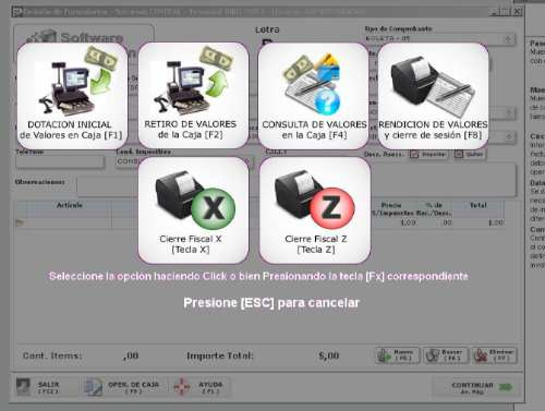 sistema de facturacion / gestion comercial / completo