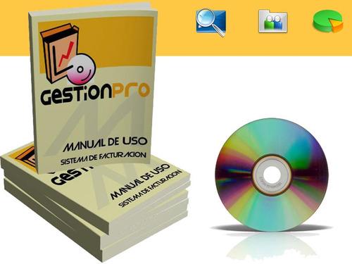 sistema de facturacion gestionpro p/ impresora fiscal epson