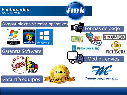 sistema de facturación inventarios, oferta punto de venta.