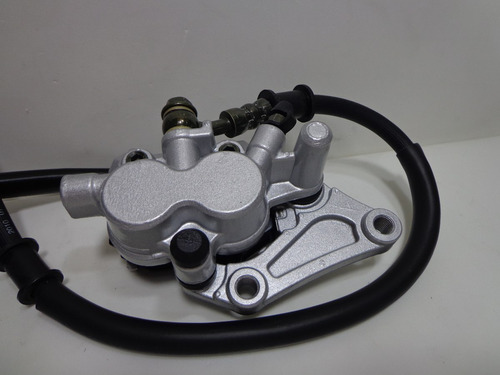 sistema de freio completo yamaha ybr 125  c/ disco 04-08