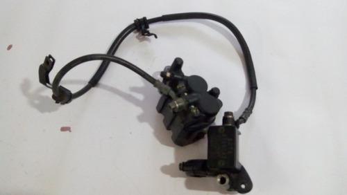 sistema de freio dianteiro completo honda cb300 original