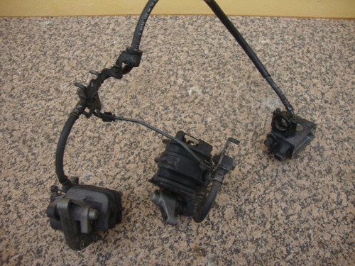 sistema de freio hornet completo 2005 a 2007 cbr 600f