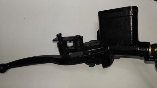 sistema de freio para quadriciclo 110cc 125cc burrinho pinça