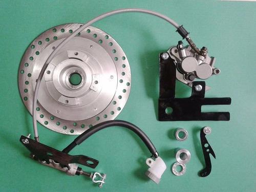 sistema de freio traseiro completo crf230 / crf 230