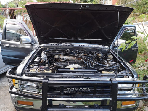 sistema de gas lp toyota 4runner 3000 cc v6 3vz 4x4