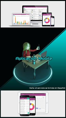 sistema de gestión para pymes + aplicación mobile para venta