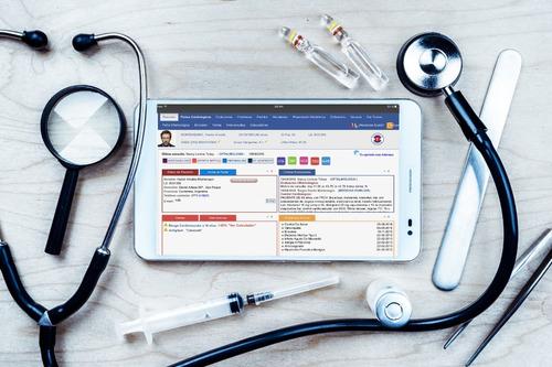 sistema de historia clínica electrónica - integrando salud