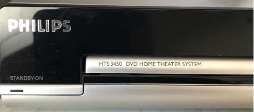 sistema de home theater con dvd philips