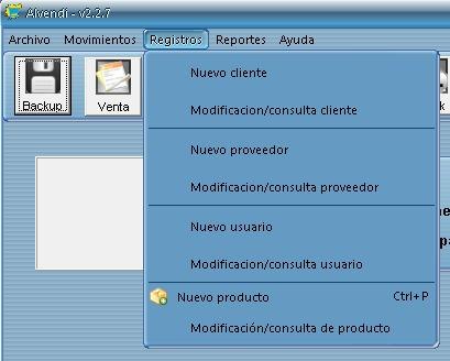 sistema de inventario multiempresa alvendi multi reportes