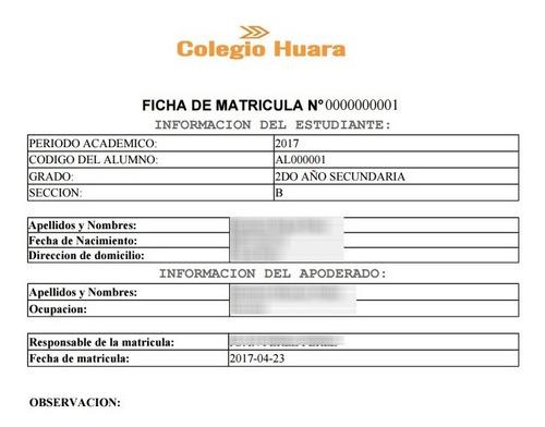 sistema de matricula,pensiones,mora(php y mysql)+ codigo