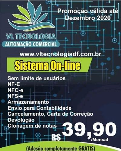 sistema de nota fiscal eletrônica online