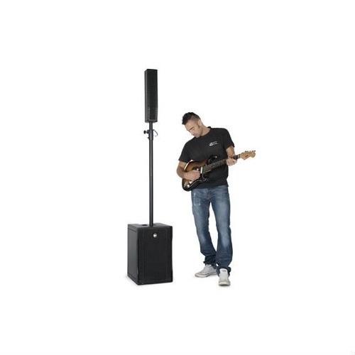 sistema de pa amplificado rcf evox 8