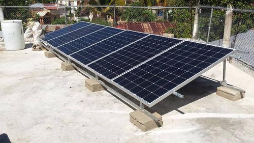 sistema de paneles solares -- gran oferta navidena