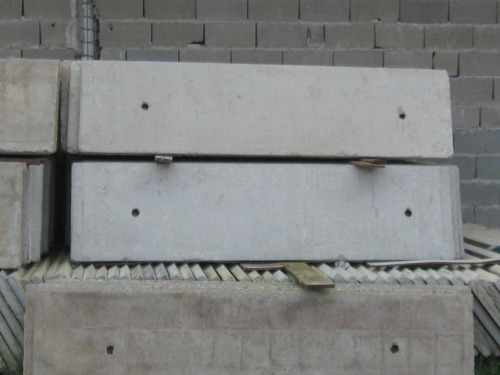 sistema de paneles y columnas para cercado perimetral