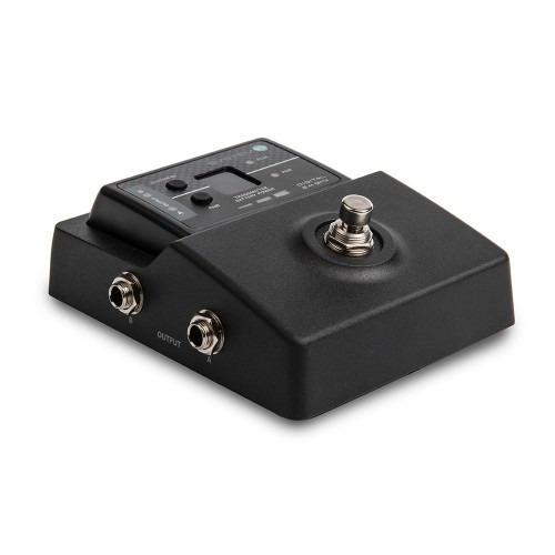 sistema de pedal inalámbrico digital - audiotechnica