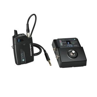 sistema de pedal system 10 audio technica atw 1501