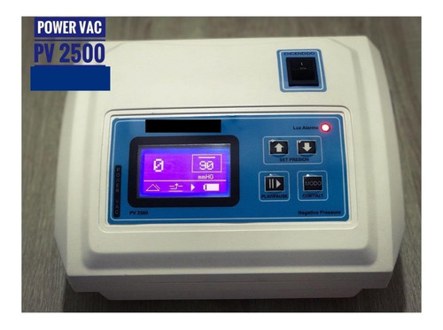 sistema de presión negativa  vac