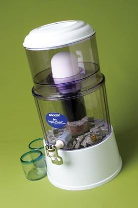 Sistema de purificaci n y filtrado de agua nikkn 4 164 - Filtrado de agua ...
