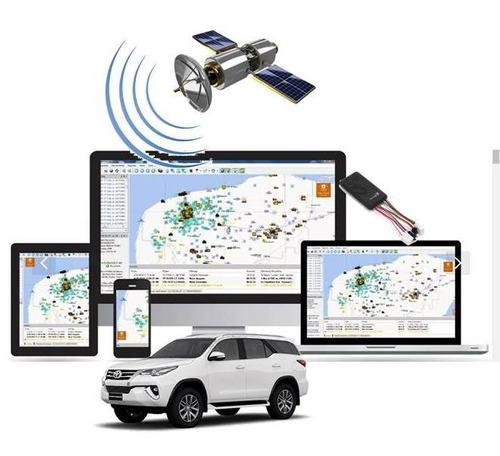 sistema de rastreo satelital