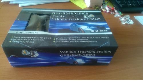 sistema de rastreo vehicular satelital gps tk103a