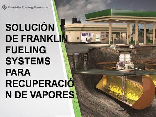 sistema de recuperacion de vapores