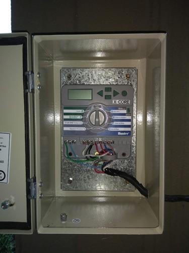 sistema de riego automático diseño instalación mantenimiento