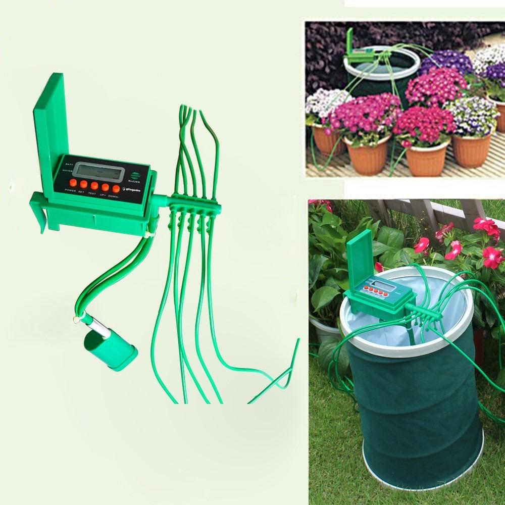 Sistema de riego por goteo automatico para jardines - Sistema de riego automatico para jardin ...