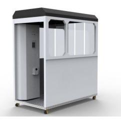 sistema de sanitizacion - control de acceso y temperatura
