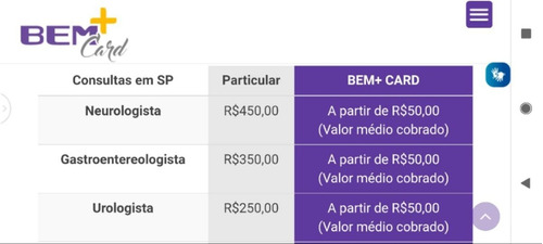 sistema de saúde com 3500 clínicas