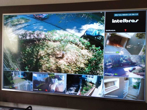 sistema de segurança câmeras, alarme ,cerca elétrica