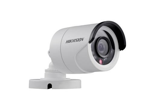 sistema de seguridad hikvision 4 cámaras hd 720p 1tb