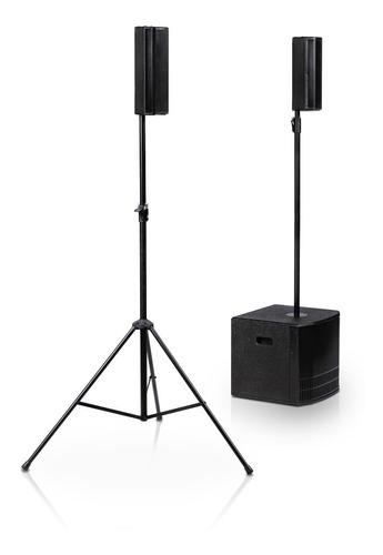 sistema de som portátil caixas 1000w db technologies dbes503