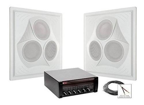 sistema de sonido de la sala de conferencias 2 altavoces de