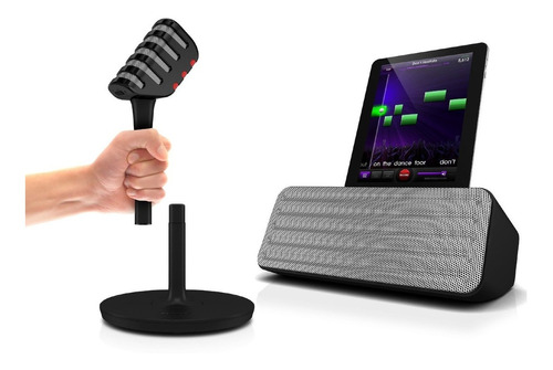 sistema de sonido karaoke philips aea7100/17 genial !