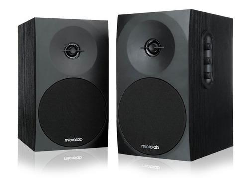 sistema de sonido microlab b70 2.0 ideal para tu pc