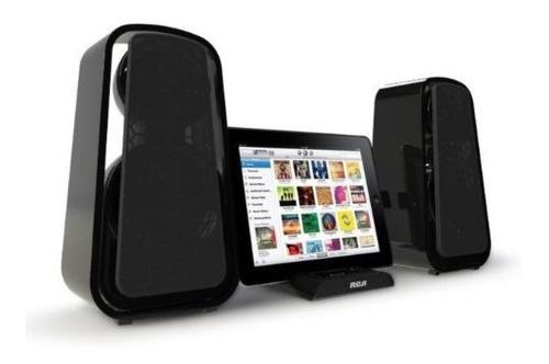 sistema de sonido rca rpd1687a para ipodiphoneipad